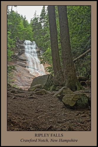 Ripley Falls 2011 by mediaguy4
