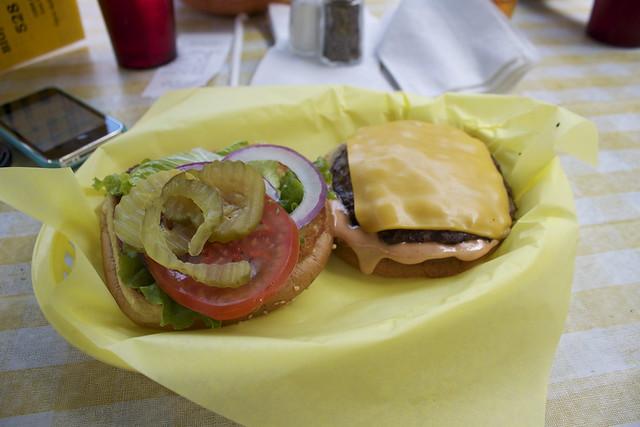 more burgers