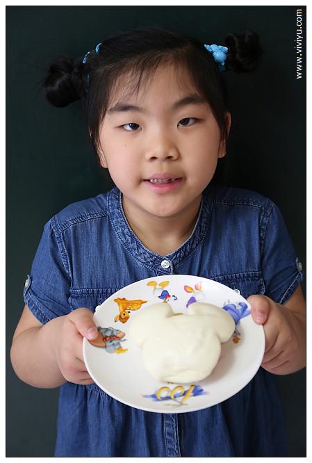 [體驗]奇美米奇刈包.超可愛~母子三人廚藝大比拼 @VIVIYU小世界