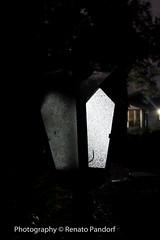 Spooky lightpost