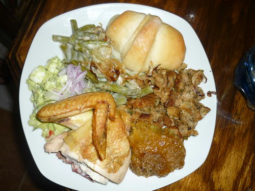 2010 Thanksgiving Plate