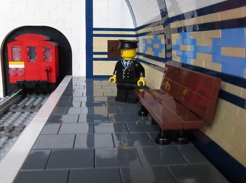Last train of the night - 5