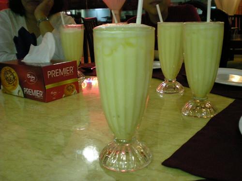 Bombay Spices - pineapple lassi