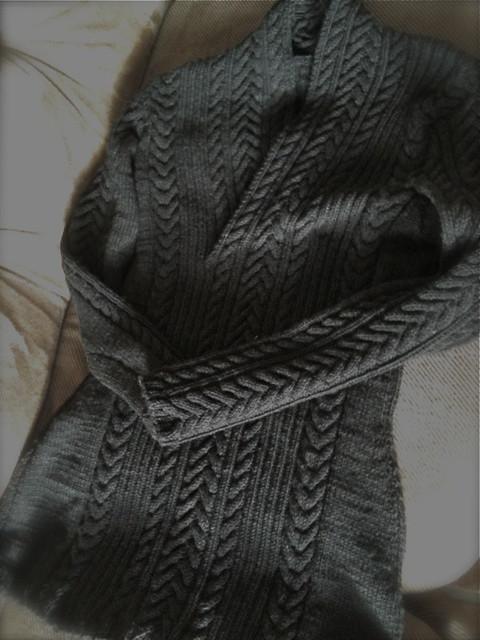 inca cable pullover