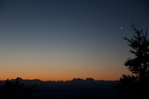 Venus Alaska Range
