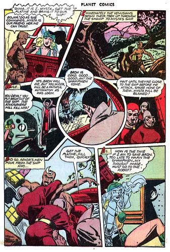 Planet Comics 47 - Mysta (March 1947) 05