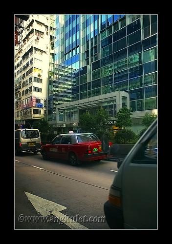 Nathan Road, Kowloon, HK 2010