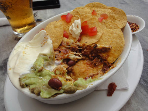 The Duke: Beef nachos