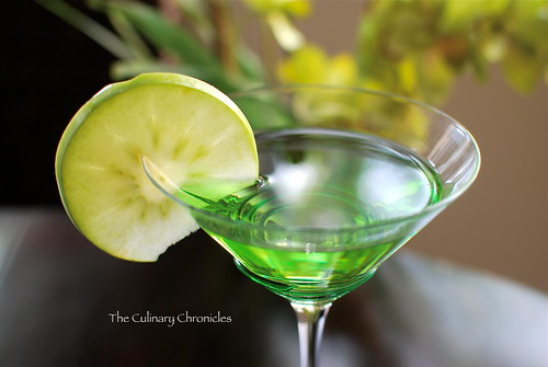Green Appletini