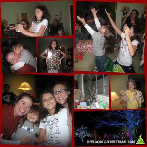 Weldon Christmas 2010