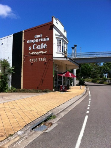 dmF Emporium and Cafe, Warrimoo