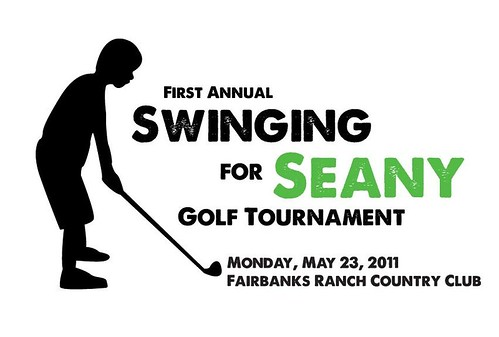 1st Annual Swinging for Seany Charity Golf Tournament