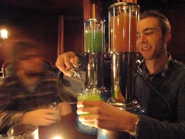 Fancy soju cocktails