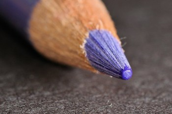 Purple Pencil Power!