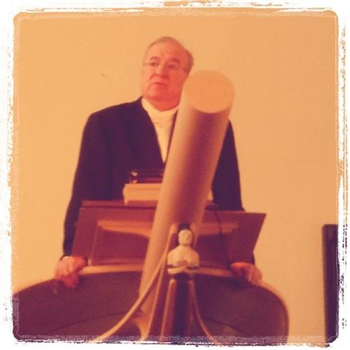 The Sermon in the Seamen's Bethel, Moby-Dick Marathon