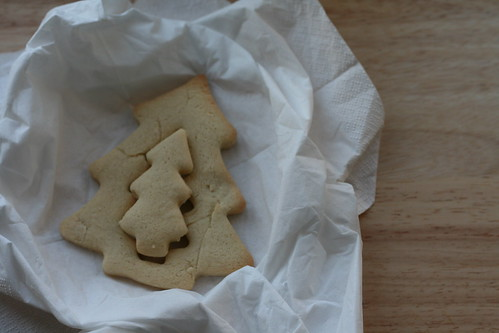 daddy's christmas biscuit {9th december}