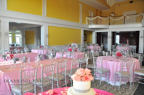 Wedding Reception at Rose Hill Manor