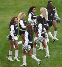 Professional Cheerleader Boots