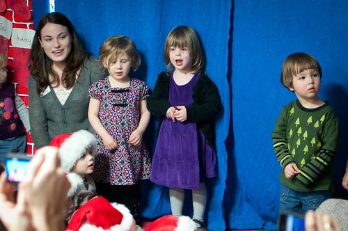 Ellie Singing Jingle Bells