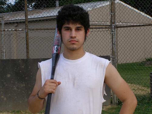 Baseball Hair