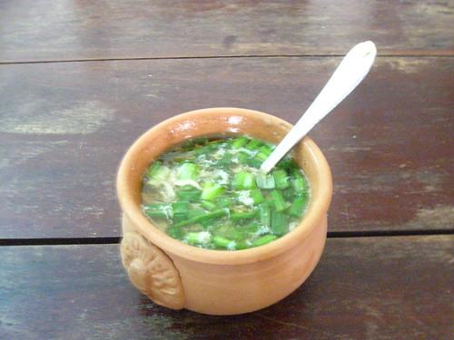 Eggdrop soup