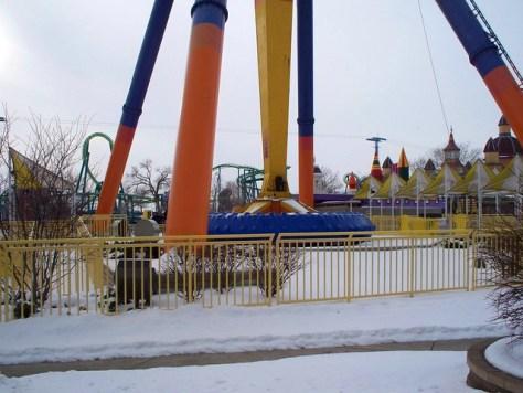 Cedar Point - Off-Season maXair