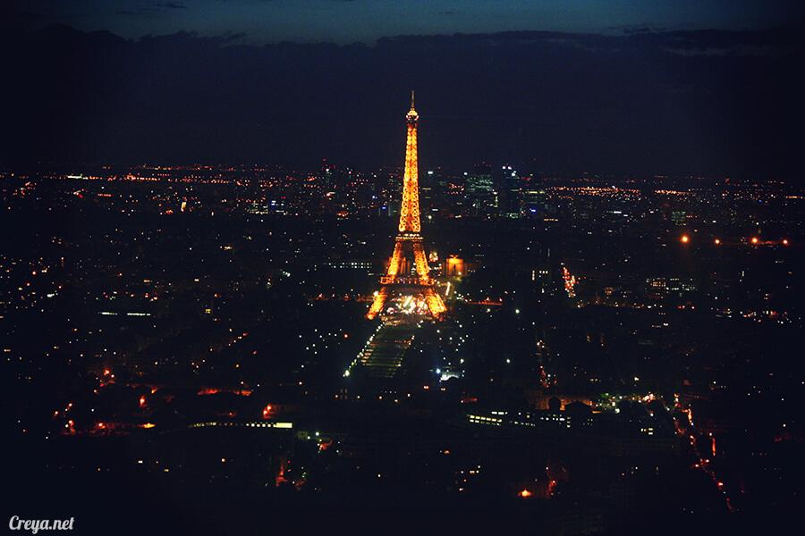 2016.10.09 | 看我的歐行腿| 艾菲爾鐵塔,五個視角看法國巴黎市的這仙燈塔 03