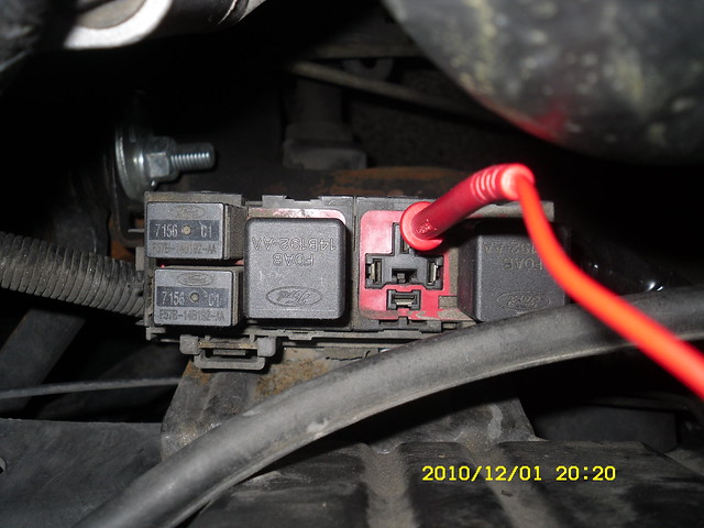 2001 Ford Ranger Fuse Box Wiring Diagram How To Troubleshoot 1997 V8 Blower Motor Ford Explorer