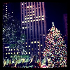 Rockefeller Center - Christmas Tree
