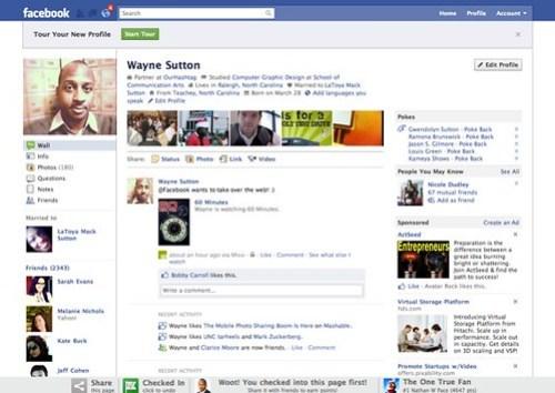 Facebook (4) | Wayne Sutton