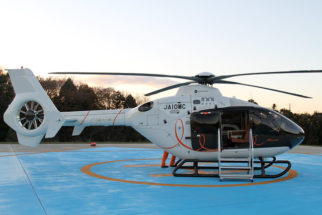 Eurocopter EC135T2+(JA10MC)