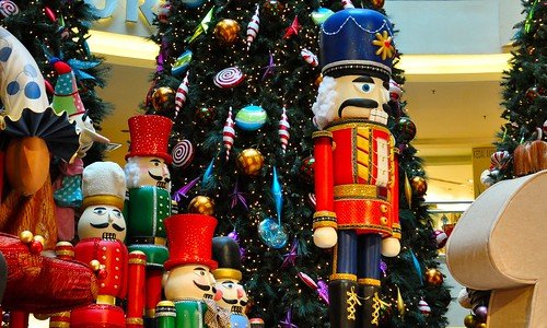 Christmas Decorations @ Mid Valley Megamall (10)