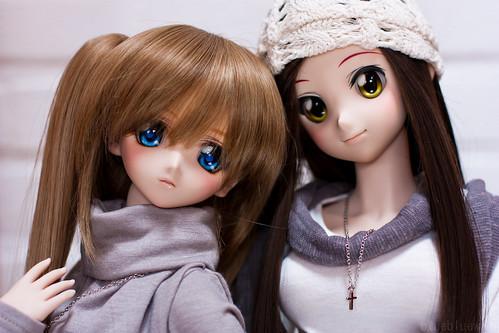Shizuko and Yoko