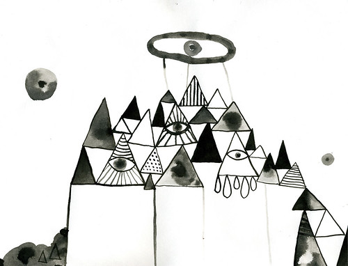 Teepees + Temples, no. 2