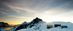Jeux de lumière en Haute Savoie