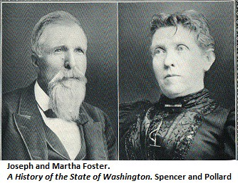 Joseph and Martha Foster
