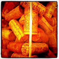 Wine Cork Vase - La Bonne Soupe