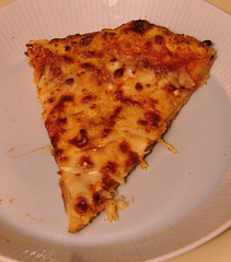 Domino's Wisconsin 6 Cheese Pizza Slice