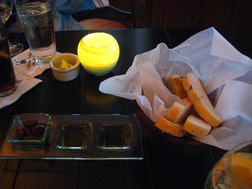 Olive Oil Tasting @ Kouzzina, Boardwalk