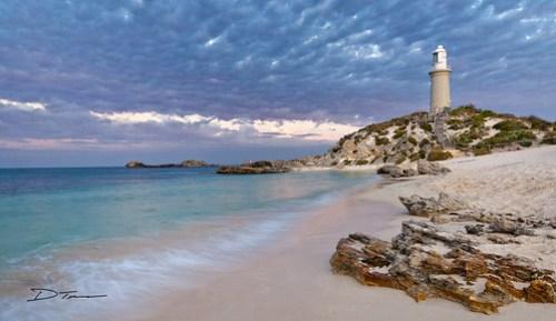 Bathurst Lighthouse, Rottnest Island, Western Australia