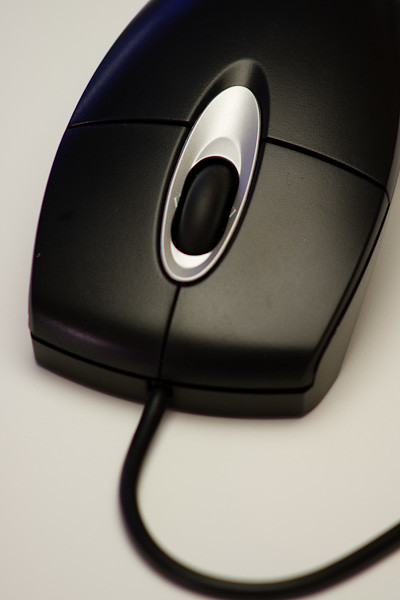 Computer mouse, unsung hero of the technical age