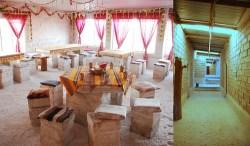 Bolivia Salt Hotel