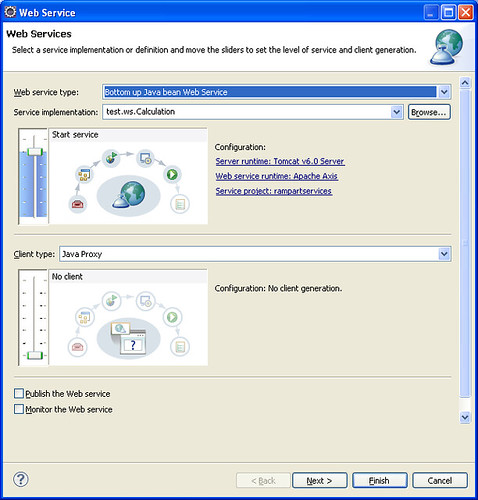 3 - dialog gen web services
