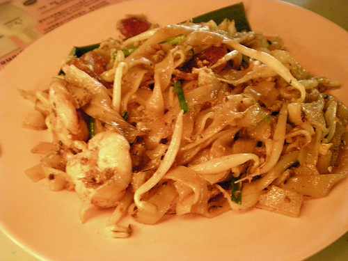 Red Garden char kway teow