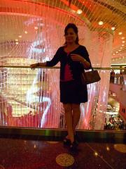 Chandelier Bar Cosmopolitan Vegas