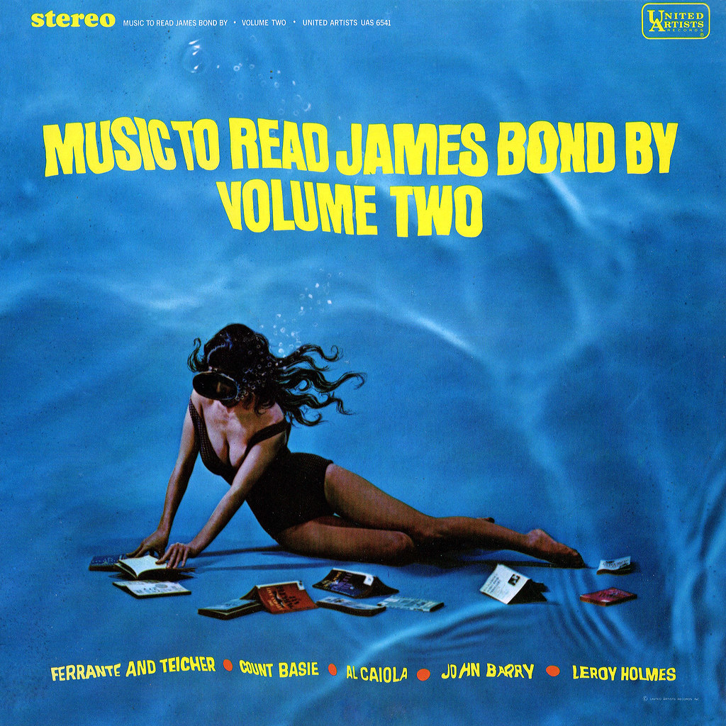 Various Artists - Music to Read James Bond By, Vol. 2