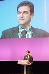Nikos Pantalos, de la Commission Européenne