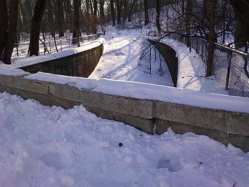 Prospect Park post-blizzard 12/28/10