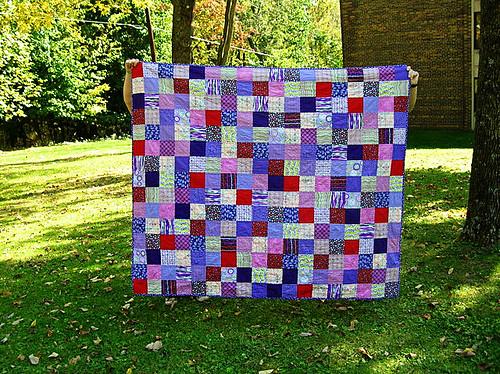 Liv's quilt
