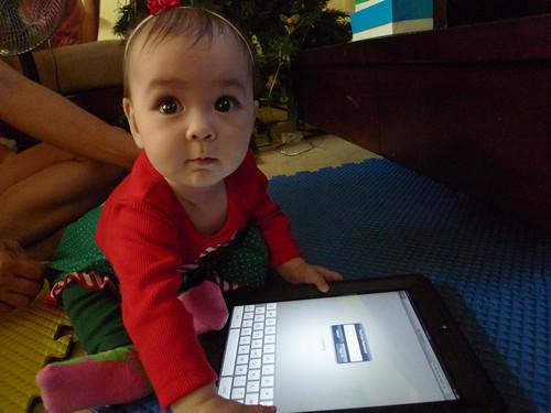 Lucy & the iPad